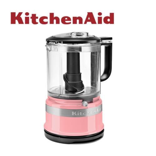 KitchenAid 5cup 3KFC0516TDR 迷你食物調理機(新版) 桃花粉