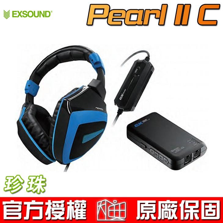 微太克 EXSOUND Pearl II C 珍珠 耳機麥克風