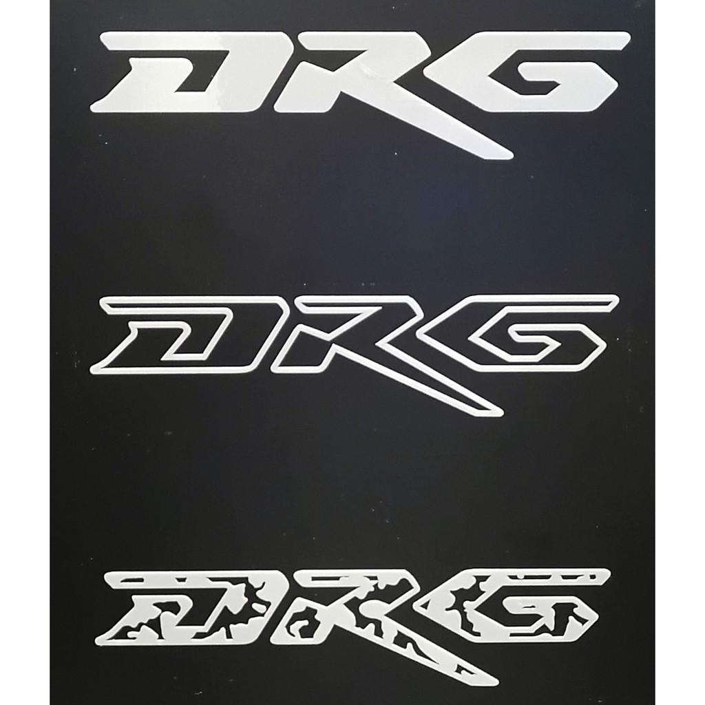 SYM DRG 反光貼紙 三款