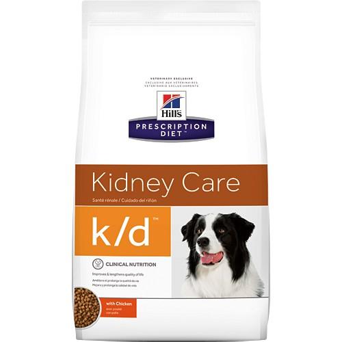 希爾思 k/d  犬用 處方飼料