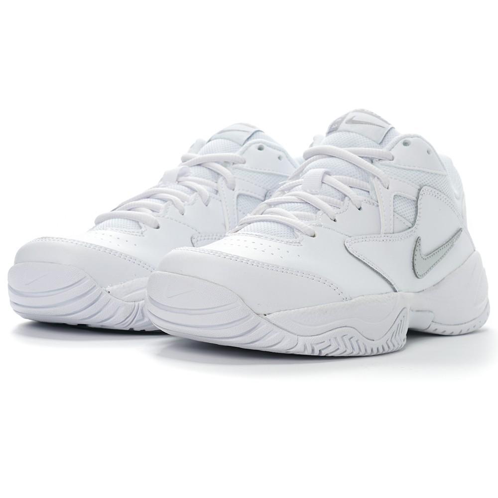 NIKE COURT LITE 2 女款 全白 休閒 女款 運動鞋 網球鞋 老爹鞋 AR8838-101