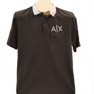 全新正品 Armani exchange AX 短袖polo衫