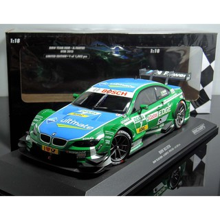 【M.A.S.H】現貨瘋狂價 Minichamps 1/ 18 BMW M3 E92 No.7,  DTM 2013 新竹縣