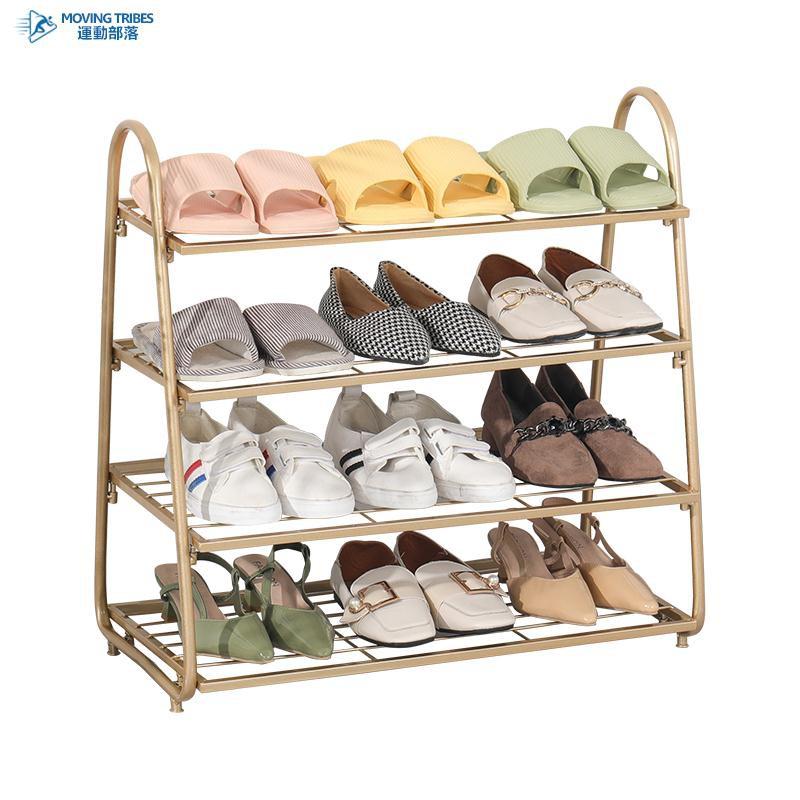 簡約北歐鞋架簡易門口輕奢鞋架子家用經濟型好看多層ins防塵鞋柜