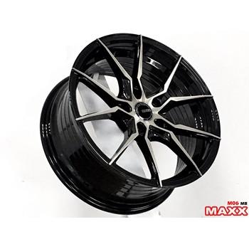 億鑫輪胎 建北店 MAXX M06 旋壓輕量化鋁圈 18吋 搭配輪胎另有優惠