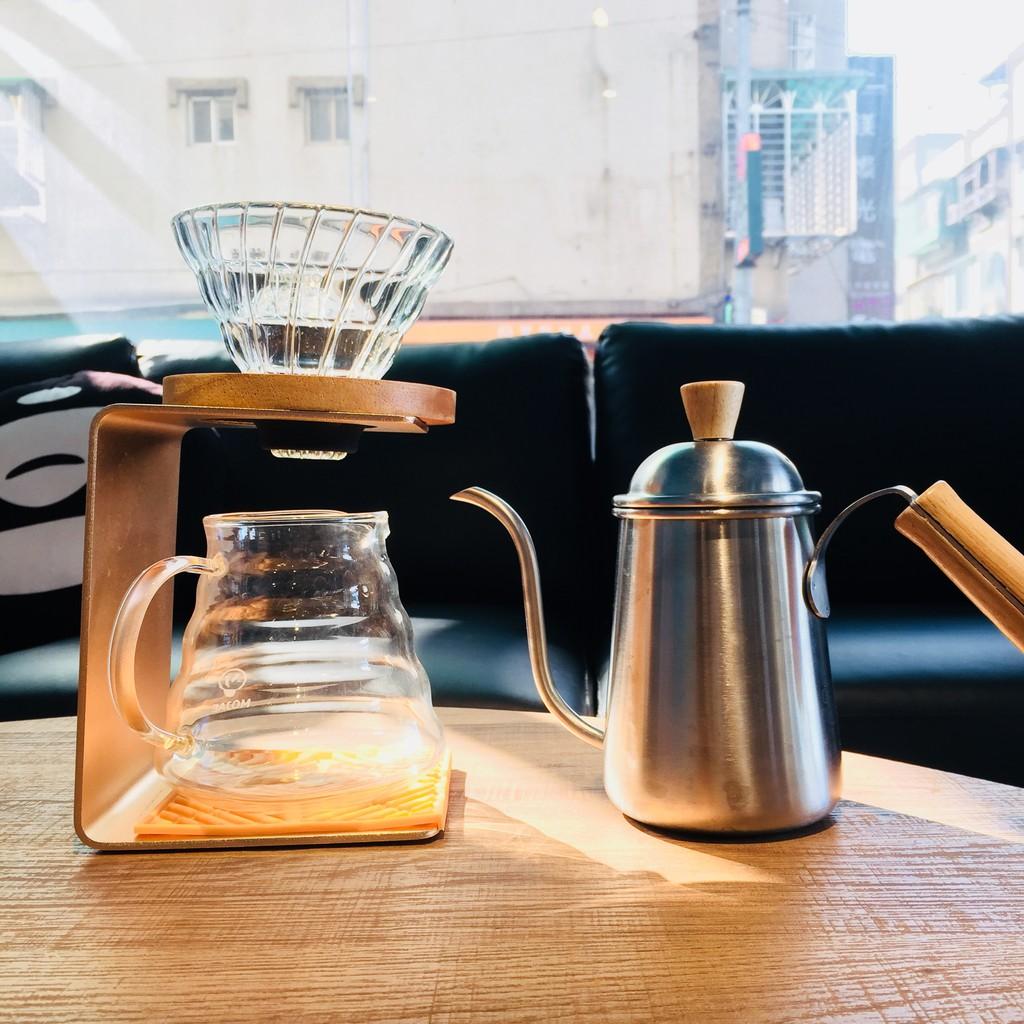 咖啡市集|高調典雅 玫瑰金手沖組(不含磨豆機)