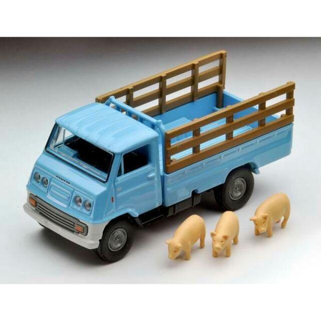 tomytec TOMICA TLV-72b Toyoace 家畜搬運車 載豬車