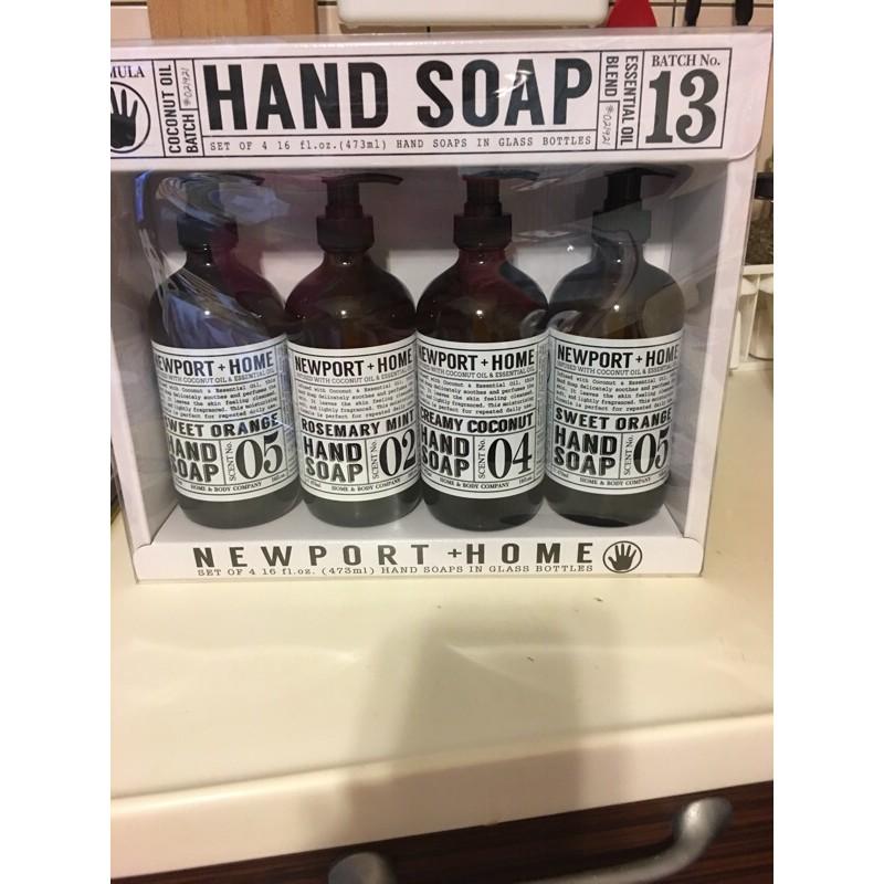 好市多天然精油洗手乳