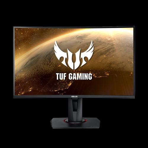 ASUS TUF Gaming VG27WQ 曲面電競螢幕 27吋 WQHD 165Hz 【每家比】