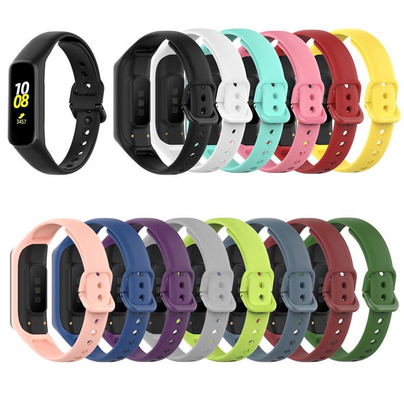 2020 三星 Galaxy Fit2 錶帶  SM-R220手環矽膠錶帶 智慧手錶錶帶 Fit 2 手錶腕帶