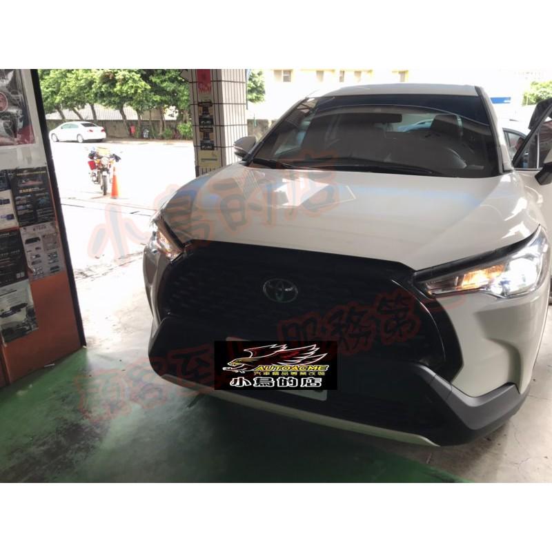 (小鳥的店)豐田 2020 Corolla CROSS 美國 CREE LED燈泡 大燈 9006