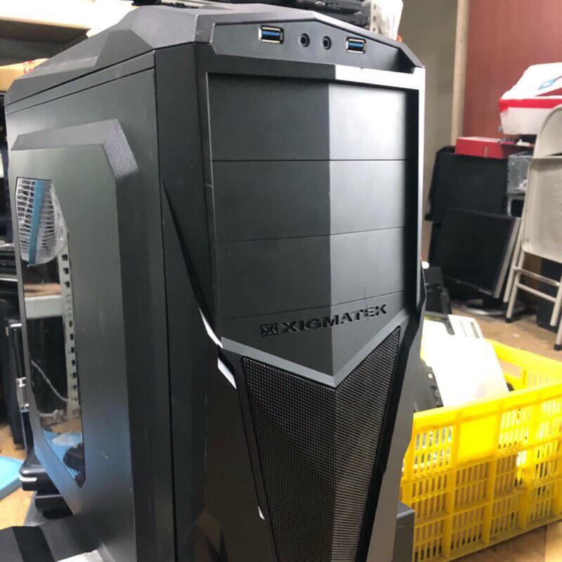 二手電腦 十二核心 gta5 bupg  吃雞主機  絕地求生主機