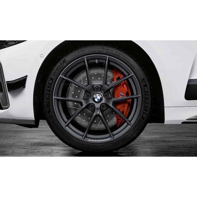 [黑石研創] BMW M Performance G20 G21 898M 19吋 原廠輕量化鋁圈+胎