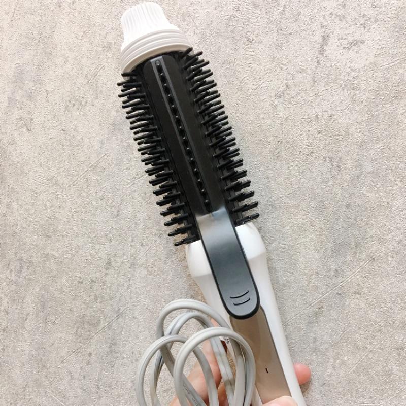 國際牌捲髮梳電棒捲