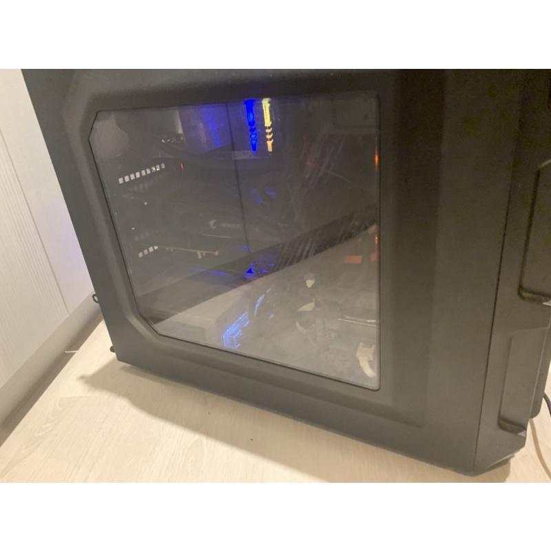 洽談)(更新)二手電腦  i7-6700k 1080ti 一體式水冷 z170