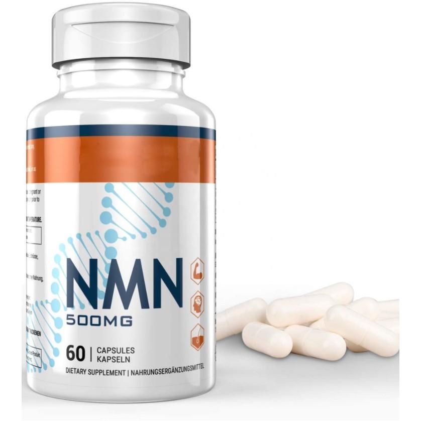 美國🔥NMN每顆500mg 煙酰胺單核苷酸NAD+補充劑60顆