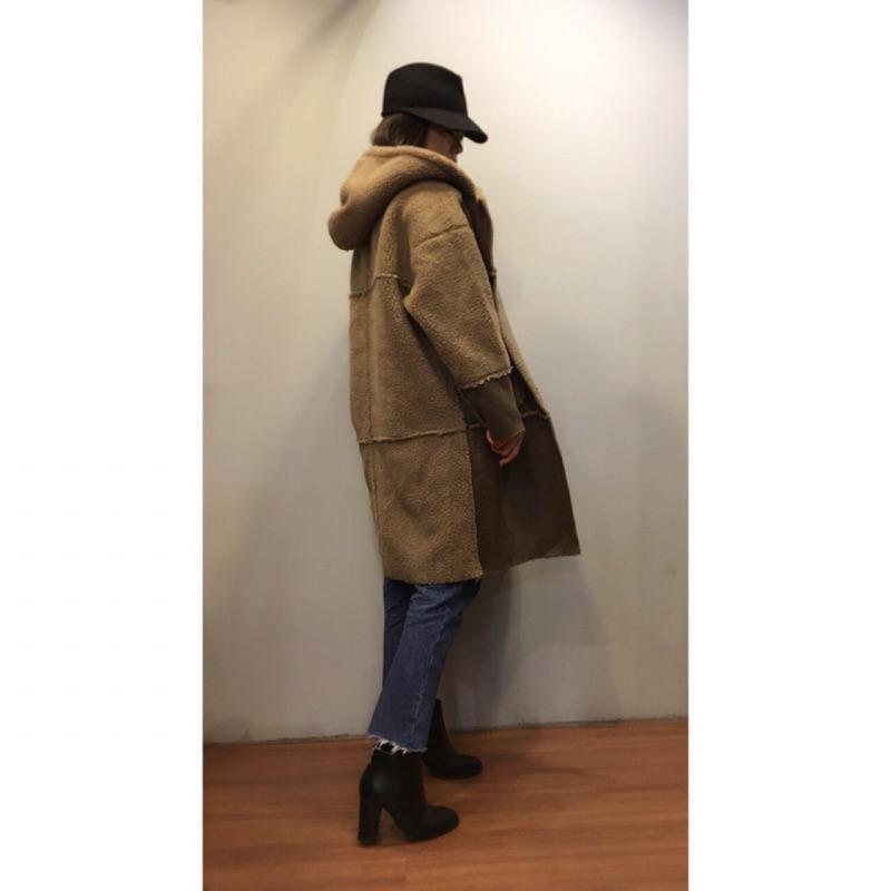 🌹麋鹿-Moose🌹 絨毛外套