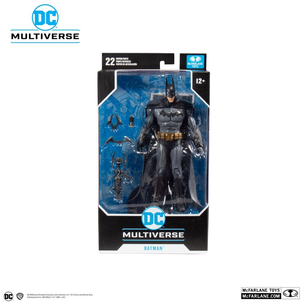 全新現貨 麥法蘭 DC Multiverse 阿卡漢 瘋人院 蝙蝠俠 BATMAN 超商付款免訂金