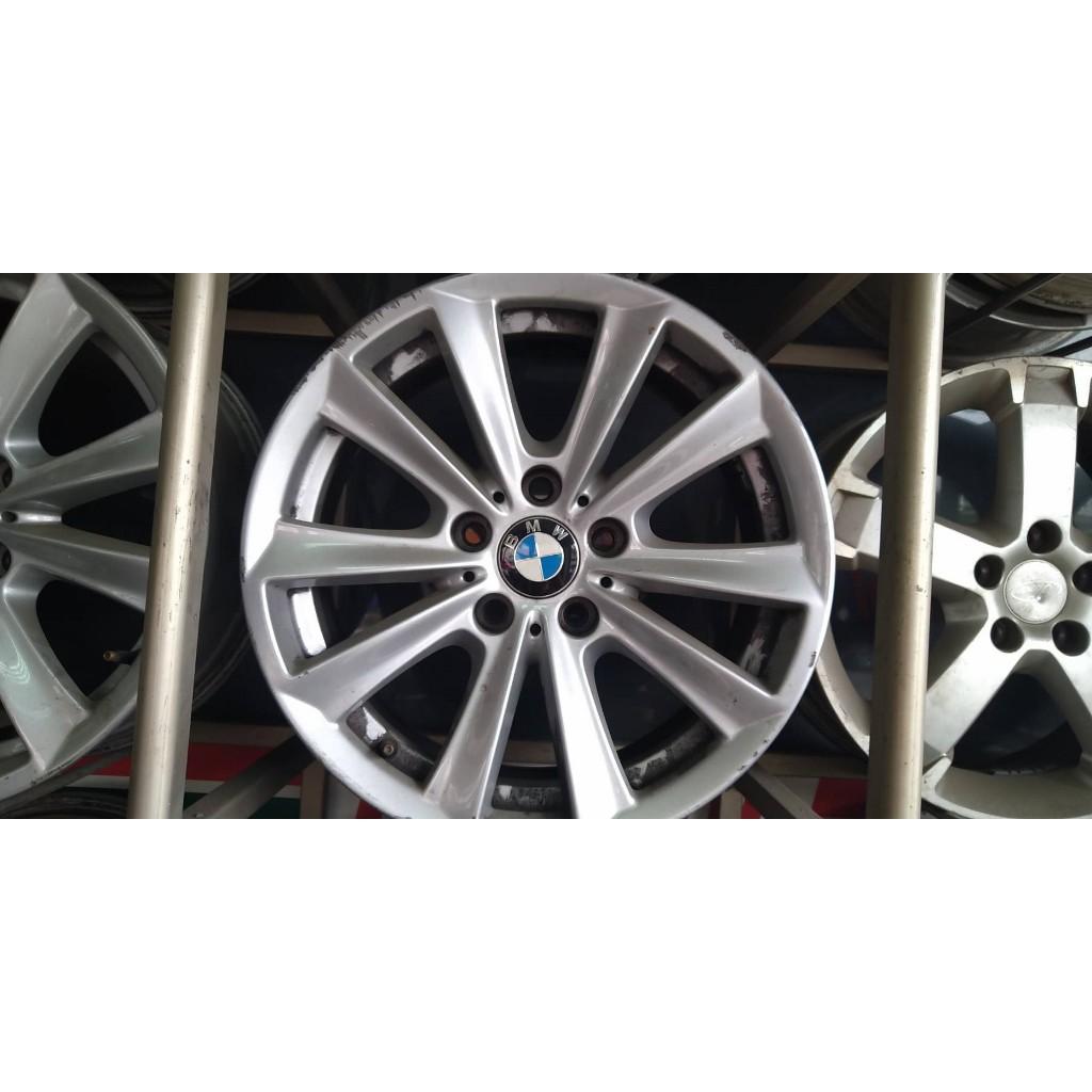 BMW E60 5孔120 17吋鋁圈 5系列 E34 E38 520 525 528 530 535