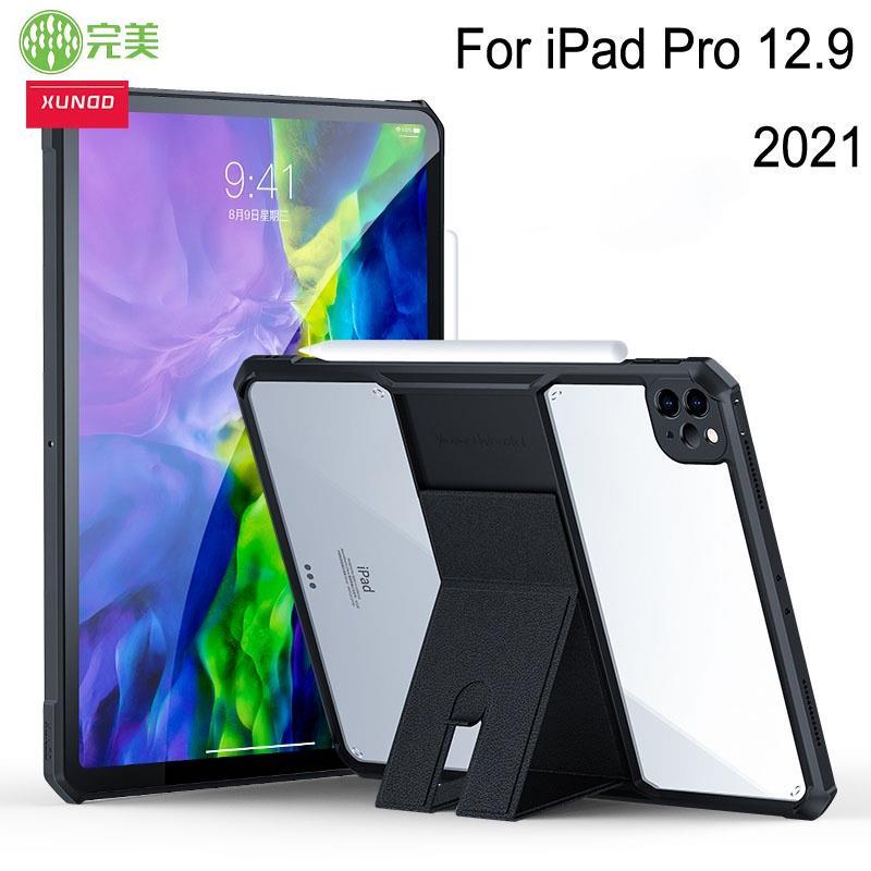 【完美】適用於 iPad Pro 12.9 2021 保護殼的 Xundd 保護平板電腦保護套 Holdheld