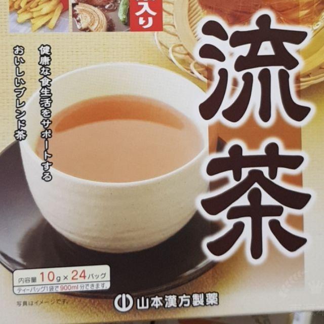 現貨 (日本原裝不拆盒) 山本漢方  大麥若葉 / 脂流茶 / 黑豆茶