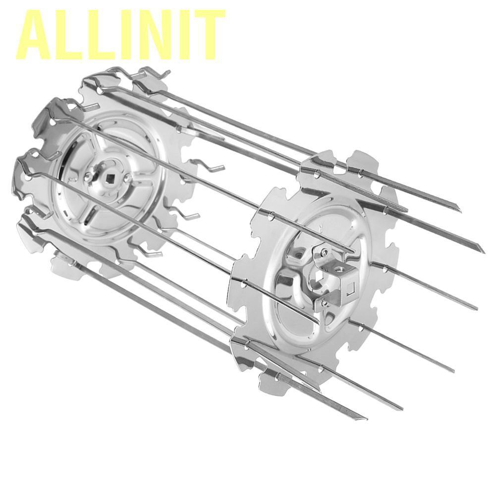 Allinit 304不銹鋼烤肉爐燒烤串燒烤工具