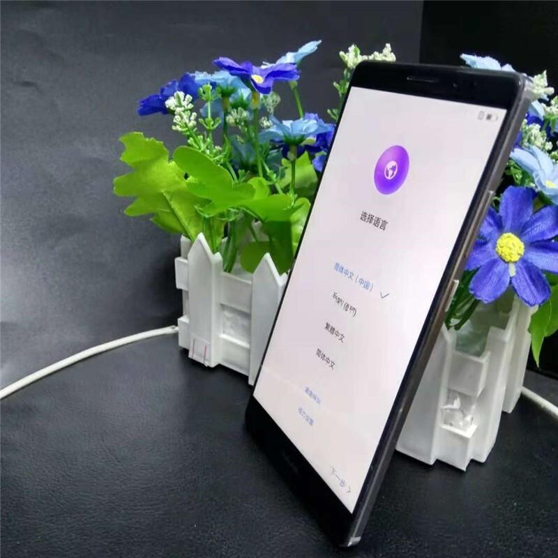【二手9成新】華為 Mate8 安卓智能手機 灰色 4+64G 全網通4G