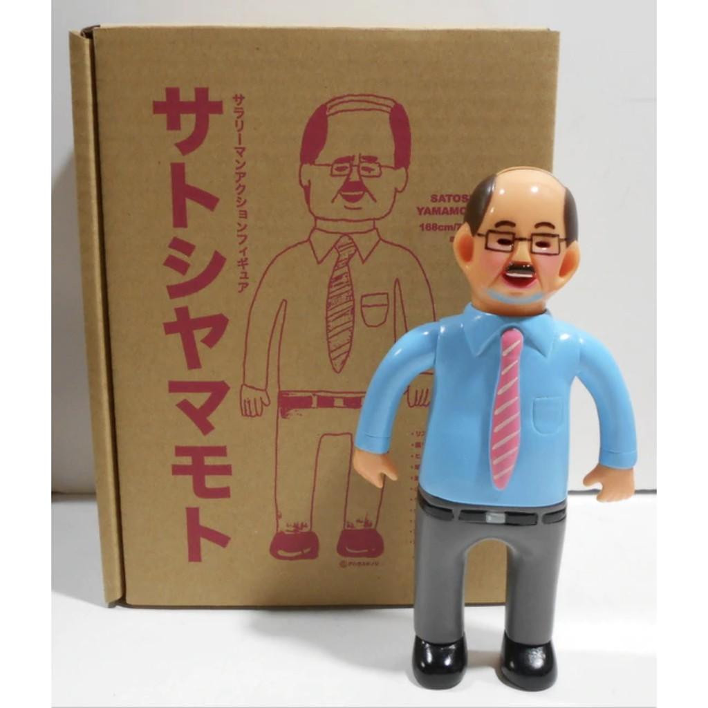 徵 DEHARA 大叔 日本 軟膠 dehara  satoshi 上班族 老頭