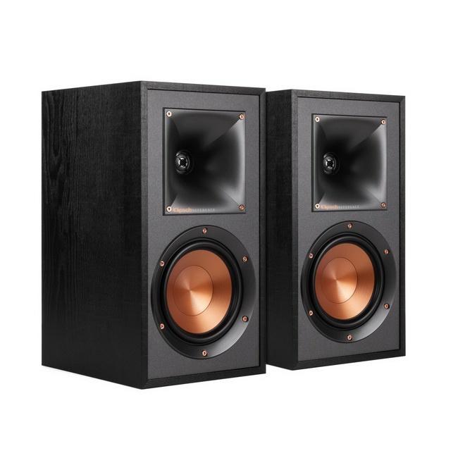 K歌組 卡拉OK Klipsch R-51M書架型喇叭+混音機+擴大機+麥克風
