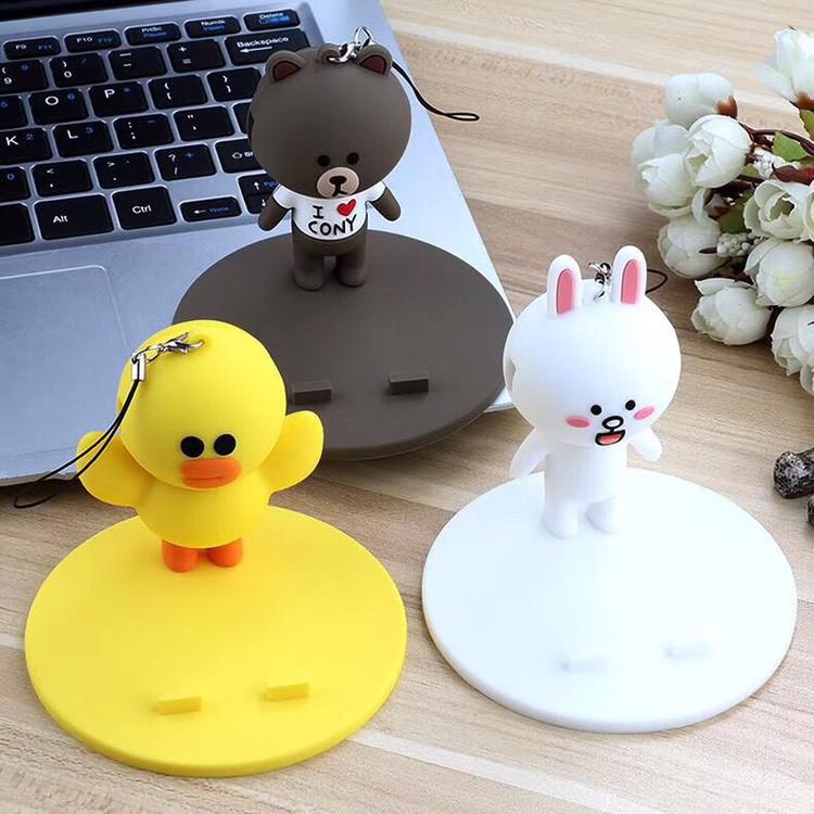 卡通手機支架藍芽音箱喇叭配件鑰匙圈沙莉熊大兔兔kitty凱蒂貓禮物辦公室用品