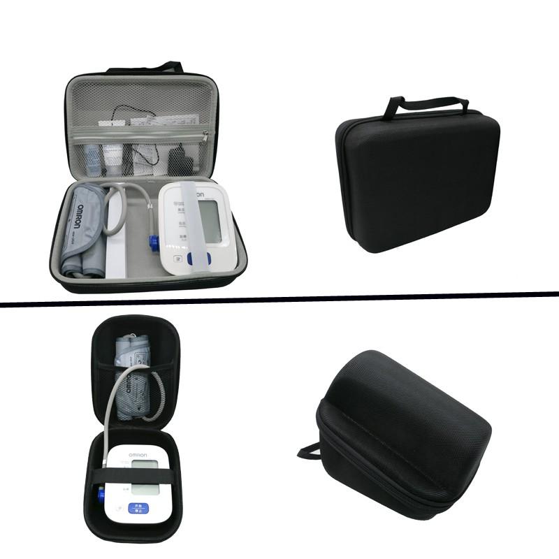 血氧儀收納盒血壓儀魚躍電子血壓計便攜血糖測試儀通用歐姆龍包 XMJP