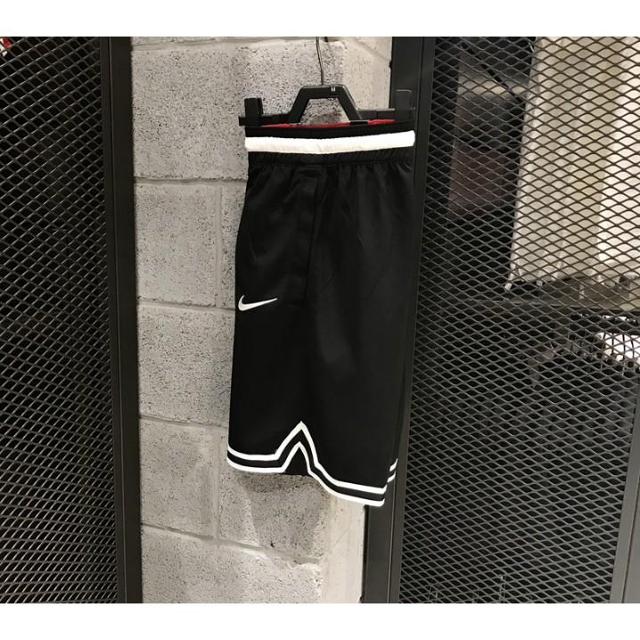 nike dri-fit dna 復古籃球褲 運動短褲 黑 at3151-010
