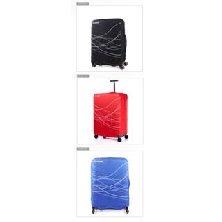 Samsonite新秀麗 28吋 29吋 30吋行李箱  z34 托運保護套 防塵套 可折疊收納 L號  黑/ 藍 三倍劵 台中市