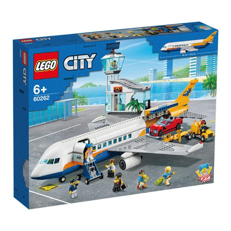 樂高積木Lego 60262 城市客機 玩具反斗城