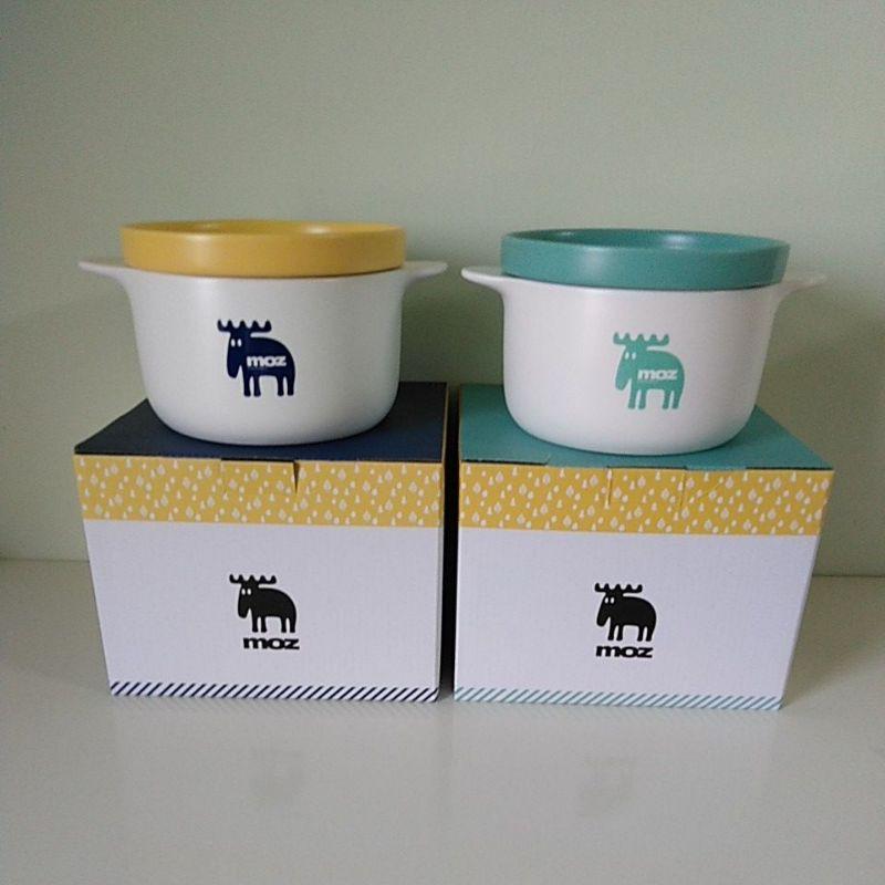 (已售完)全聯北歐MOZ麋鹿玩偶毛毯組/陶瓷盤碗組