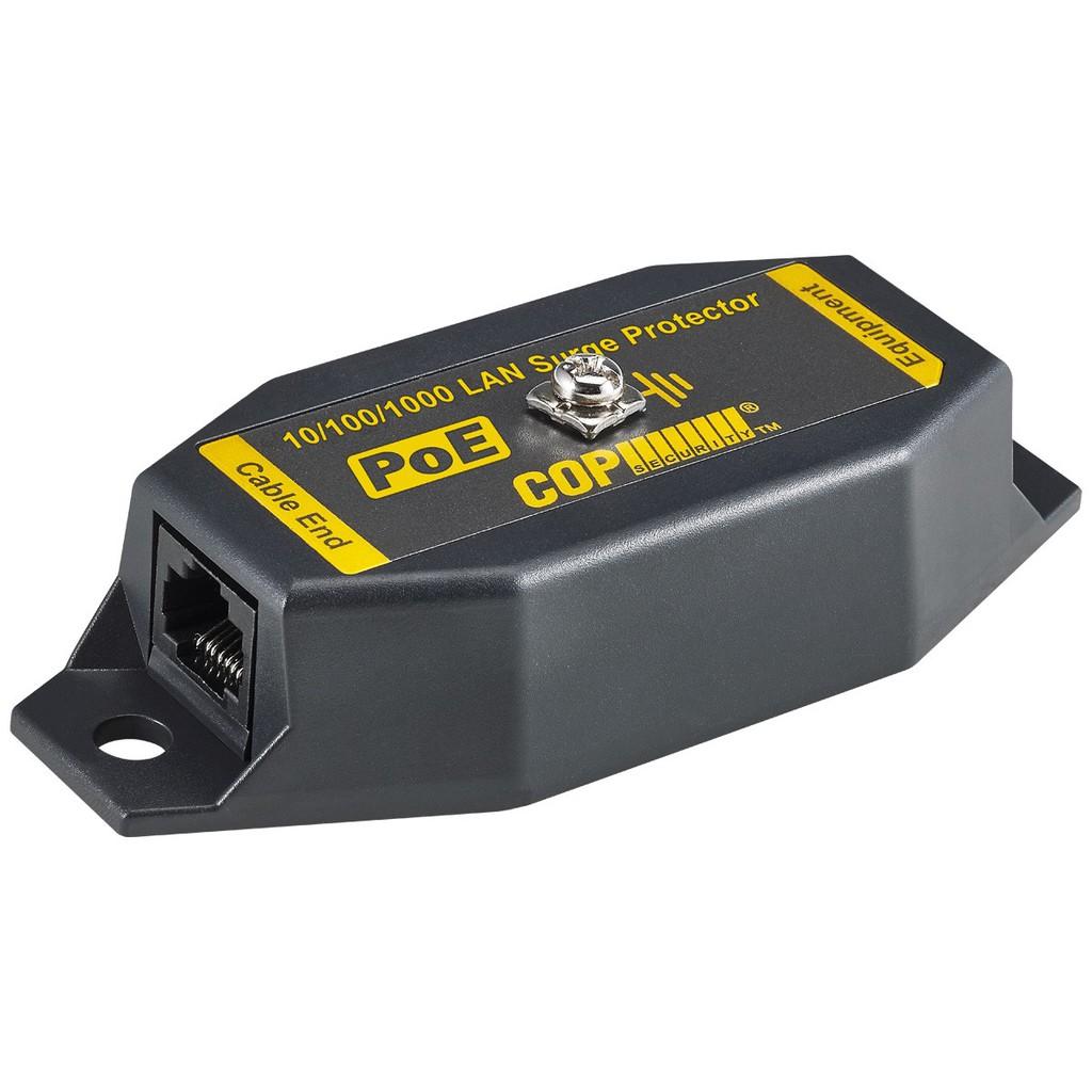 1埠 10/100/1000Mbps PoE型網路突波保護器, 6KV等級 (15-SP06PG)