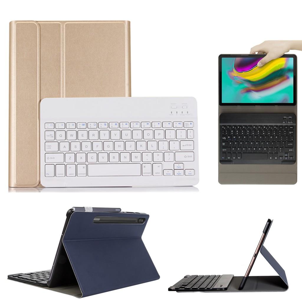 三星Samsung Tab S7 11寸/S7 Plus 12.4寸註音藍牙鍵盤+保護殼 三星外接無線背光鍵盤 註音鍵盤