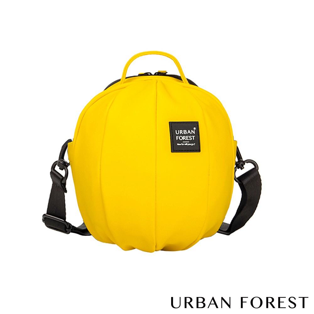 URBAN FOREST都市之森 甲蟲-Skin Touch膚感系列迷你斜背包/斜肩包 (檸檬黃)