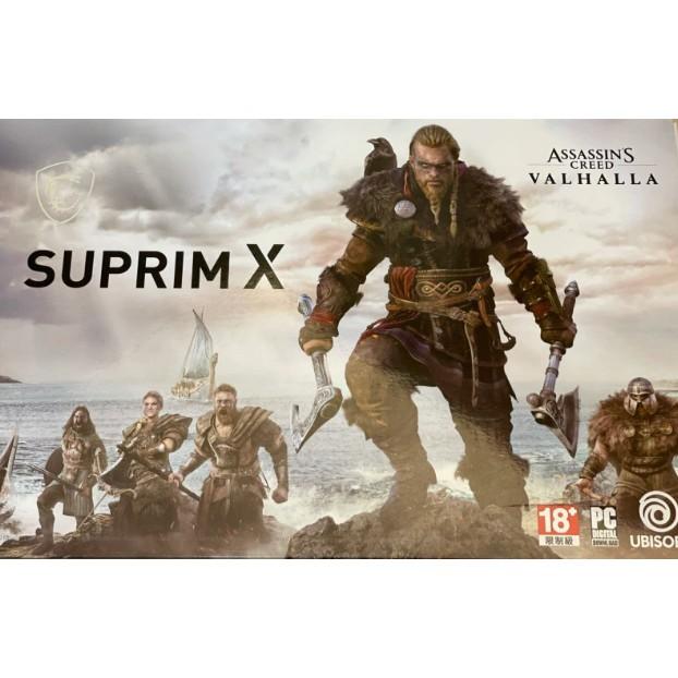 刺客教條 限定版 GeForce RTX3080 SUPRIM 10G 台灣聯名款 3080顯卡 限量3080顯卡