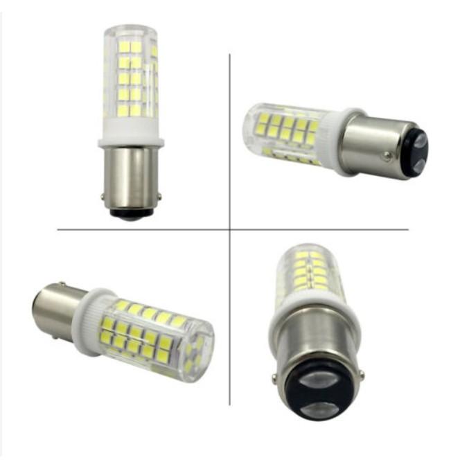 【金星LED】LED B15燈泡 5W 白光/暖白光 適用110V電壓