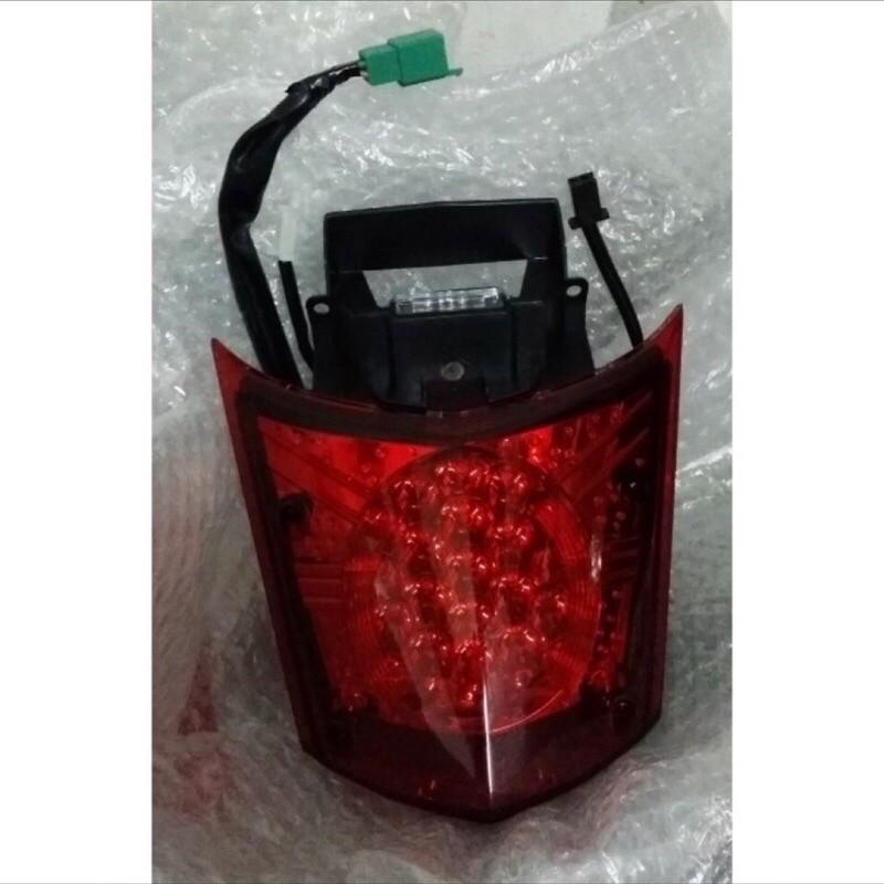 {光陽原廠}光陽材料 G5 超五 尾燈組 煞車燈組 後燈組 LED板