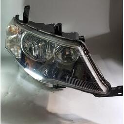 三菱 OUTLANDER大燈 07~14年 原廠拆車