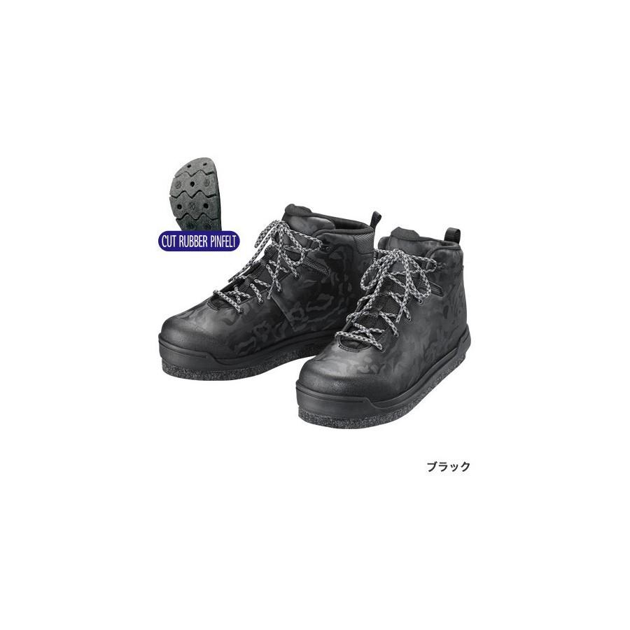 SHIMANO FS-080T可換底防滑釘鞋 海天龍釣具商城