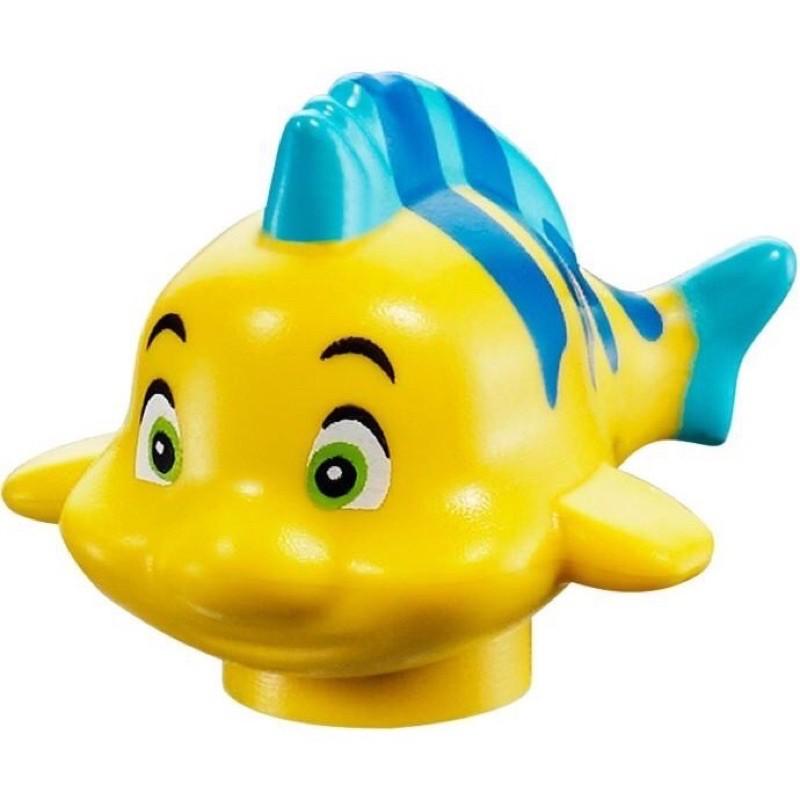 樂高 LEGO 比目魚 魚 美人魚(43176 41063 41145 15679pb01)