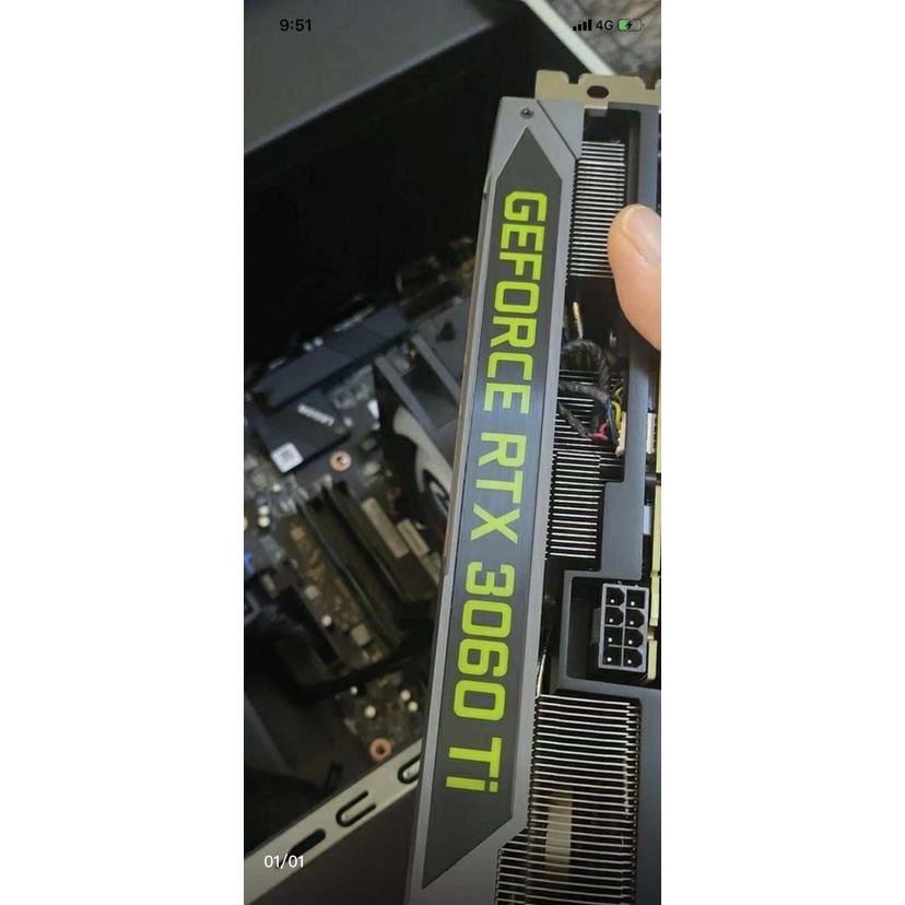 顯卡 電腦顯示卡 外接顯卡 遊戲顯卡 聯想刃系列拆機RTX3060 12G獨立顯卡未鎖算力 RTX3080顯卡包郵