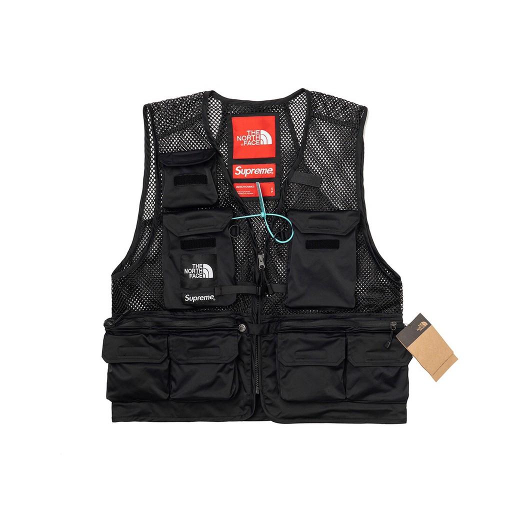 Supreme  The North Face WEEK 13 Cargo Vest 聯名TNF 多口袋 馬甲 背心外套