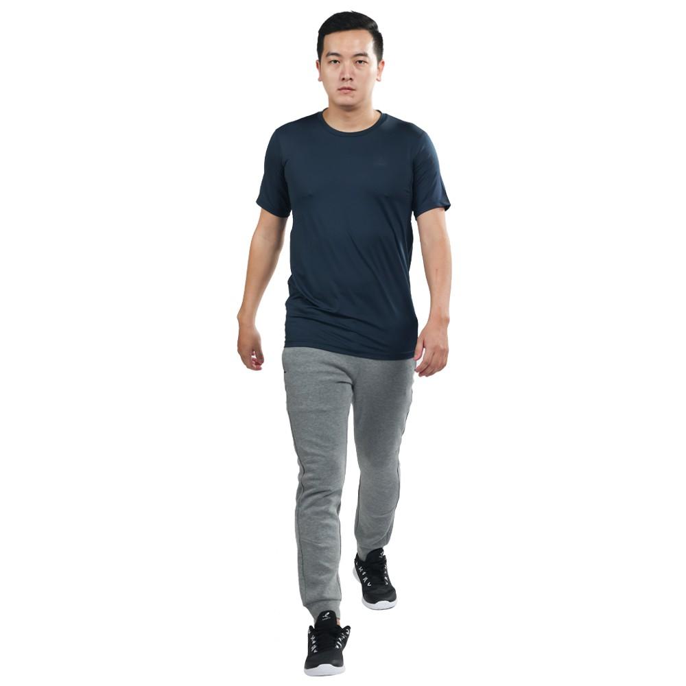 ENERGETICS Felly ux 男 短袖上衣-407940-516-深藍 INTERSPORT
