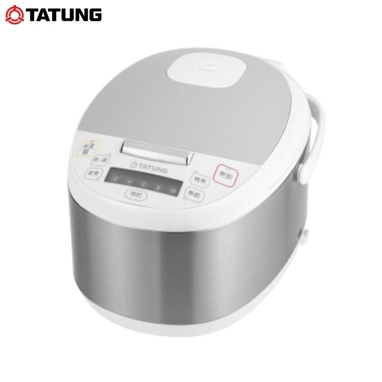 TATUNG大同6人份微電腦電子鍋TRC-06REC (預購)