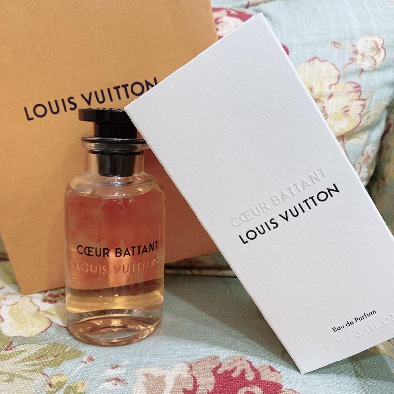 i*bb ♥️ LV CŒUR BATTANT 香水 100ml 附購證提袋
