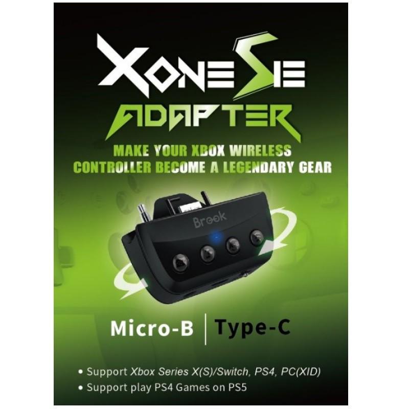 Mirco USB版本 Brook XONE電池轉接器SE 菁英1手把 XONE/PS4/Switch